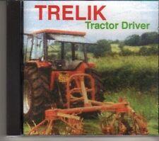 (DR464) Trelik, Tractor Driver - 2000 DJ CD