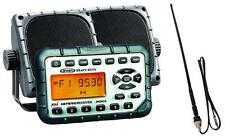 Jensen ATV Water Proof Stereo Radio, Speakers, Antenna