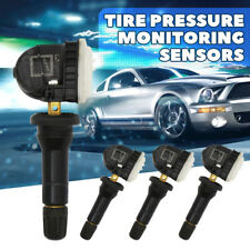 4x TPMS Tire Pressure Sensor for Buick Cadillac Chevy GMC 13581558 13598772