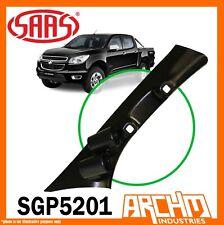 SAAS Dual Gauge Pillar Pod HOLDEN COLORADO RG Series 1 ISUZU DMAX MU-X 2012-2016
