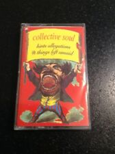 COLLECTIVE SOUL Hints Lies And Things Left Unsaid Cassette Tape Rock 1993