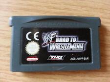 WWF Road To Wrestlemania (Nintendo Game Boy Advance, 2001)