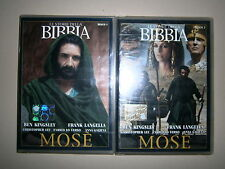 LE STORIE DELLA BIBBIA # MOSÈ # 2 DVD-Video Corriere della Sera