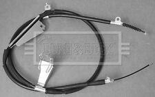 Handbrake Cable fits NISSAN NAVARA D40 2.5D 2005 on Hand Brake Parking B&B New