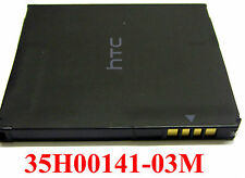 REPLACEMENT HTC BATTERY HTC Desire HD G10 S470 A9191 Ace Surround BD26100 High