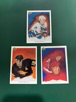 1991 Upper Deck Collectors Choice Hockey Lot