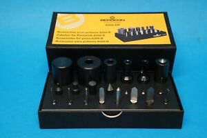 Bergeon 6200ER Reduced Accessory Set for Bushing Tool