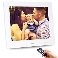 Digital Picture Photo Frame 720P and Partial 1080P HD Widescreen Video Player