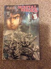 Oriental Heroes 9 - US comic - Jademan - April 1989 - Mint condition