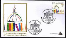 Vatikan 2014 FDC Nr.1805 Zu Gast bei der Turiner Buchmesse