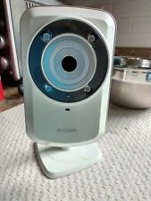 D-link dcs-932L wireless or wired security camera