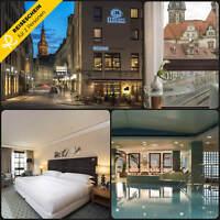 2 Tage Luxus Kurzurlaub für 2 im 4* Hotel Hilton Dresden erleben inkl. Frühstück