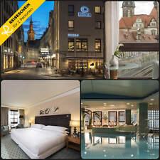 2 Tage 2P Luxus Kurzurlaub Executive Hilton Dresden Wellness Geschenk WOW