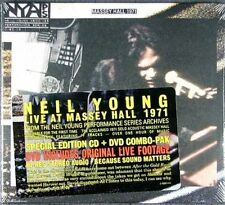 Neil Young - Live at Massey Hall 1971 Special Edition CD DVD Rock 2007