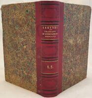 MEDICINA TRATTATO DELLA ASCOLTAZIONE MEDIATA LAENNEC ANDRAL STETOSCOPIO 1859