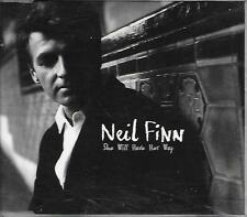 NEIL FINN - She will have her way CDM 4TR EU 1998 (CROWDED HOUSE)