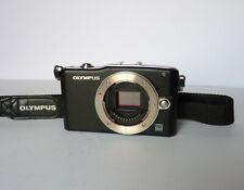 Olympus E-PM1 PEN Mini Camera Body Black