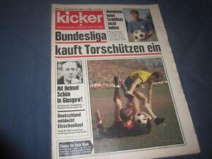 Kicker 26.2.1968 9/68 Erich Maas Eintracht Braunschweig
