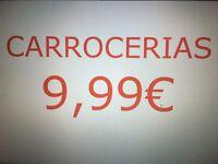 BODIES CARROCERIAS A 9,99€!! DE SCALEXTRIC // ENTRE Y ELIJA LA PIEZA QUE DESEE