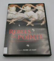 Rebels on Pointe (DVD, 2018)