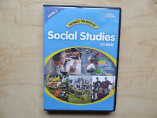 World Windows - Social Studies - Level 2 (Cd-Rom, 2012) National Geographic