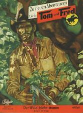 Tom e Fred 72 (z1), Hans Killian casa editrice