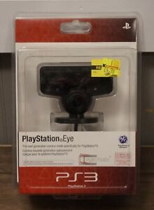 New! Genuine Sony PlayStation 3 PS3 Eye Camera in Official Product Packaging