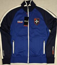 Polo Sport Ralph Lauren Track Jacket Performance Athletic Zip Medium M NWT $185