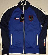 Polo Sport Ralph Lauren Track Jacket Performance Athletic Zip Medium M NWT $185