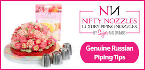 Nifty Nozzles Russian Piping Tip - Mix and Match - XL Nozzles