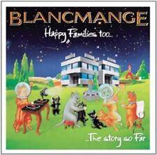 Blancmange - Happy Families Too The Story so Far CD