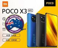 Xiaomi POCO X3 NFC Global Version 64MP Camera 5160mAh Gaming Smartphone