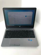 HP Probook 650 G1 i5 4300M 8GB 256GB SSD W10 Webcam  Mwst PB3
