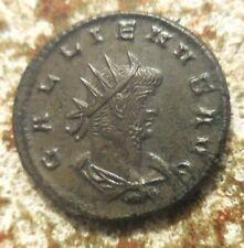 EF, 21 mm, 3,99 g, Gallienus. BI Antoninianus  Antioch mint, A.D. 263.