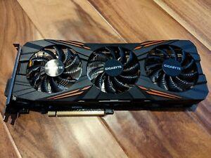 Gigabyte GeForce GTX 1080 G1 Gaming 8G (GV-N1080G1-GAMING-8GD)