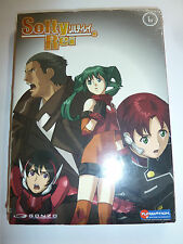 Solty Rei Volume 6 DVD sci-fi action anime series Gonzo 2006 Roy Revant NEW!