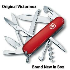 1.3713 Victorinox Swiss Pocket Knife Huntsman RED BRAND NEW 53201 VI53201 13713