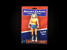 Wonder Woman Justice League The New Frontier Bendable Action Figure NJ Croce