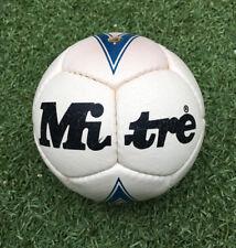 Vintage 1980s Mitre Delta 'V' Size 0 - Mini Official Football