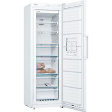 Bosch GSN33VW3PG Free Standing 225 Litres A++ Upright Freezer White New from AO