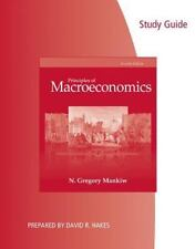*NEW* Mankiw Principles of Macroeconomics Study Guide 7th Ed. (2014, Paperback)