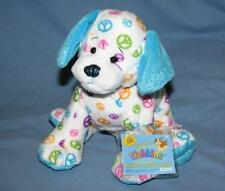 Webkinz- Peace Puppy NWT *VHTF**Ships FAST from a FRIENDLY human!**Smoke-Free**