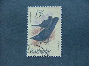 Barbados 1979 Birds 15c multicoloured SG627a FU
