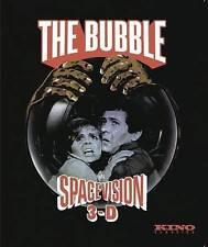 BLU-RAY Bubble, The (Blu-Ray) NEW Michael Cole 3D