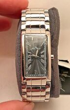 Lucien Piccard Womens LP-12982-11 Marchesa SILVER-Tone Stainless Steel-H7