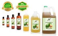 Avocado Oil 2oz-7lb REFINED ORGANIC CARRIER Cold Pressed FRESH 100% PURE VELONA