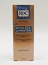 ROC RETIN-OX ILLUMINATEUR ANT WRINKLE FOUNDATION 15 BEIGE 30ml