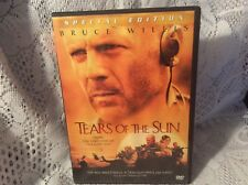 Tears of the Sun (DVD, 2003, Special Edition) Bruce Willis Monica Bellucci