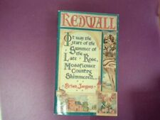 Redwall - Brian Jacques - Paperback - Acceptable