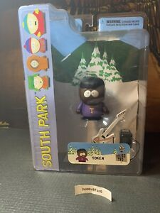 SOUTH PARK Token Action Figure MEZCO Series 2 NEW UNOPENED Factory Sealed